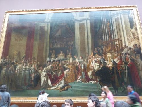 ナポレオンの載冠式