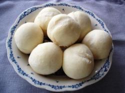 ハイジの白いパン