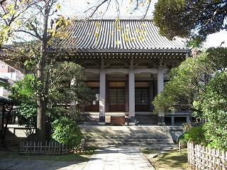 稲荷町のお寺3