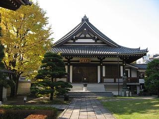 稲荷町のお寺6