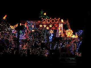 クリスマス・イルミネーションその3