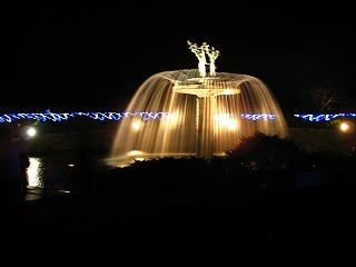 昭和記念公園のクリスマス・イルミネーション4
