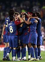 エレガントなサッカー・FCバルセロナ
