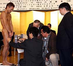 プロボクサー川嶋のヌード写真wかっこいいぞ川嶋!
