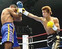 亀田大毅のいつか前の試合、結局今日もKO勝ちで秒殺でおしまいorz