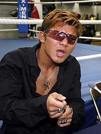 ボクシング徳山VS大毅実現か