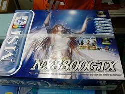 MSIからも発売された8800世代