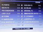 いよいよ決定、欧州CL決勝トーナメント組み合わせ