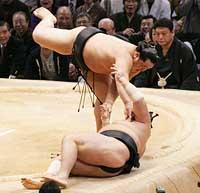 「セコイ」相撲?ばっかばかしい