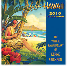 2010ハワイアンカレンダー