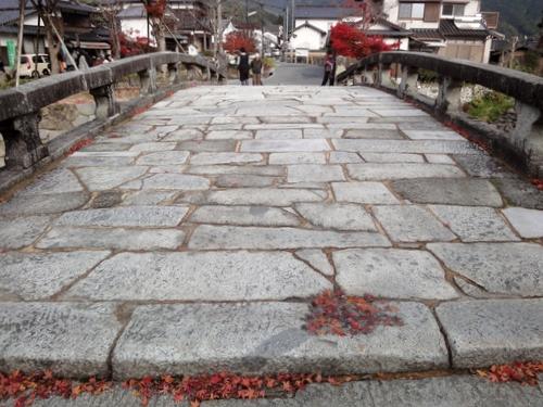 221123 秋月目鏡橋5