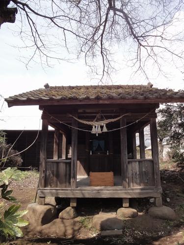 230327 南阿蘇天神さん桜2