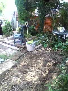 菜園ゾーン
