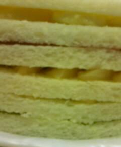 フルーツサンドイッチケーキ15