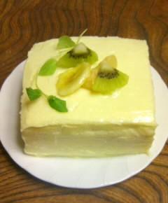 フルーツサンドイッチケーキ18