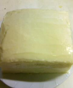 フルーツサンドイッチケーキ16