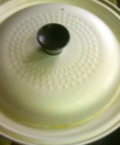 白菜クリームシチュー丼10