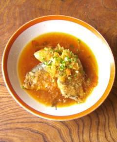 魚の大根煮9