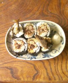 サンマの飯9