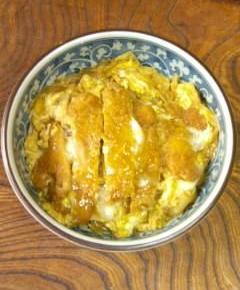 甘汁のカツ丼15