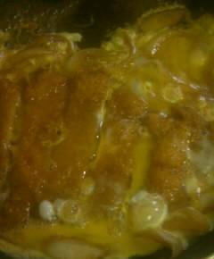 甘汁のカツ丼14