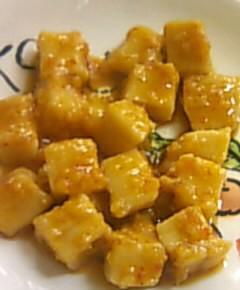 マオの四川風焼き餃子5