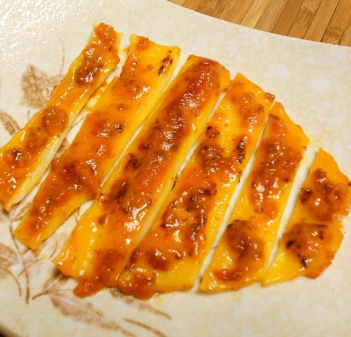 イカボナーラ&イカのウニマヨ焼き14
