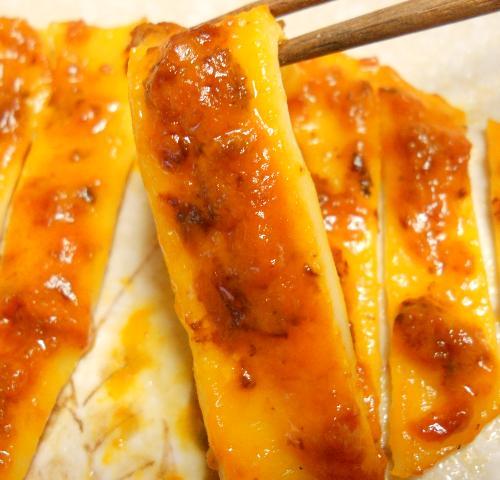 イカボナーラ&イカのウニマヨ焼き15
