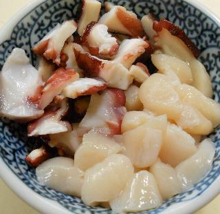 和風刺身麺2