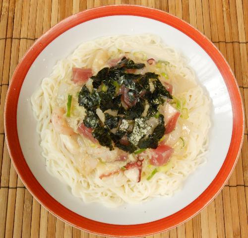 和風刺身麺9