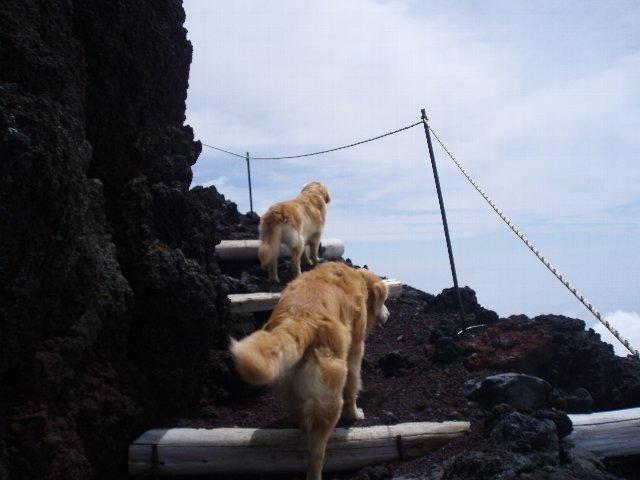 富士山9合目1