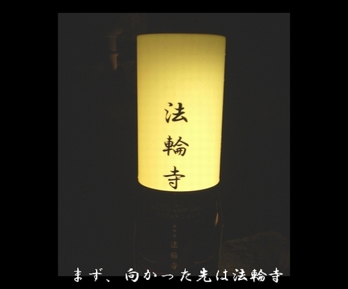 京都嵐山花灯路3