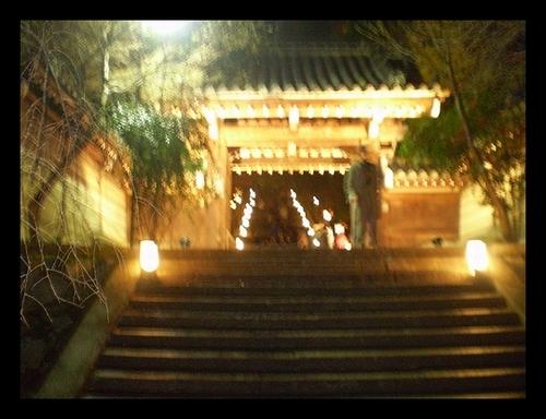 京都嵐山花灯路4