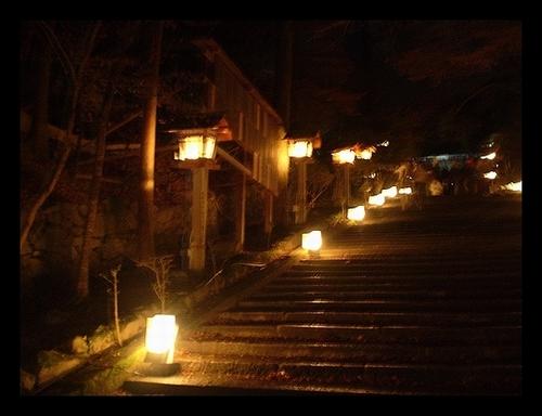 京都嵐山花灯路5