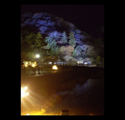 京都嵐山花灯路23