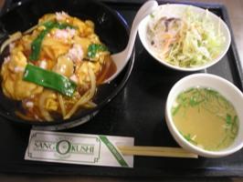 本日のランチ(トロトロ天津飯)