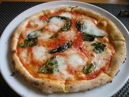 ピザのマルゲリータ