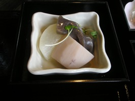 簾屋三段弁当の三段目