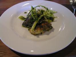 広島産牡蠣の香草ソテー