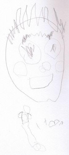 20090927U太が描いたお父さん