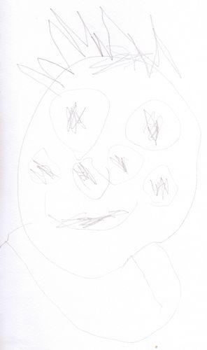 20090927U太が描いたお母さん