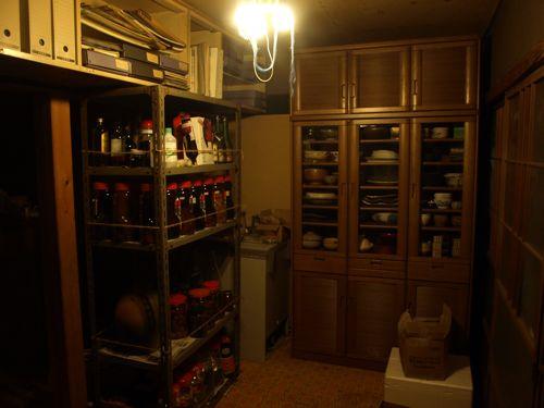 9食品室改善中