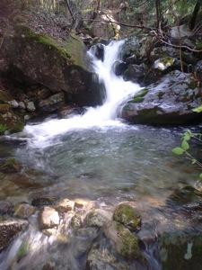 1秘密の滝壺