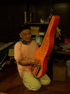 7た#12441;るま森さん自作楽器
