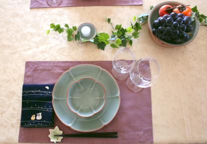 十三夜のテーブル