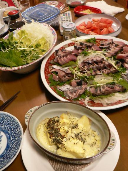 2008年2月27日夕食