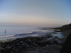 グランヴィルの海