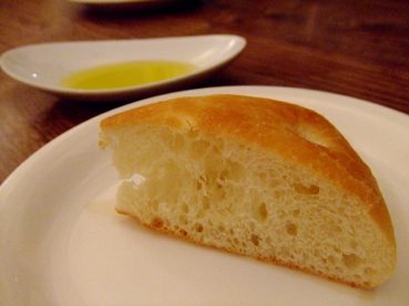 パン&オリーブオイル