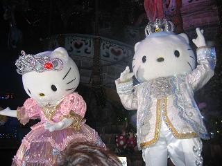 サンリオのパレード