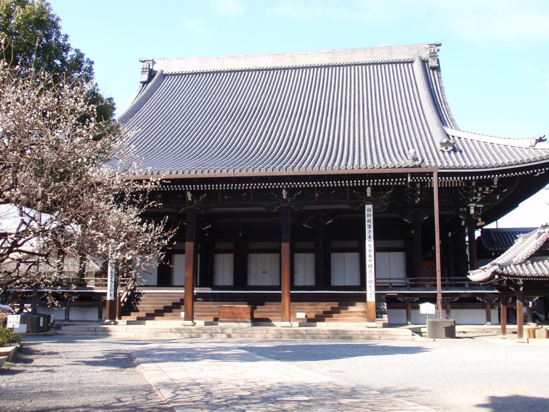 興正寺 御影堂